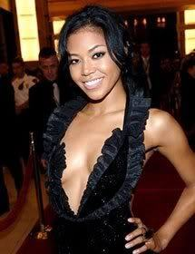 Amerie fond d'écran containing a bustier, attractiveness, and a chemise titled Amerie