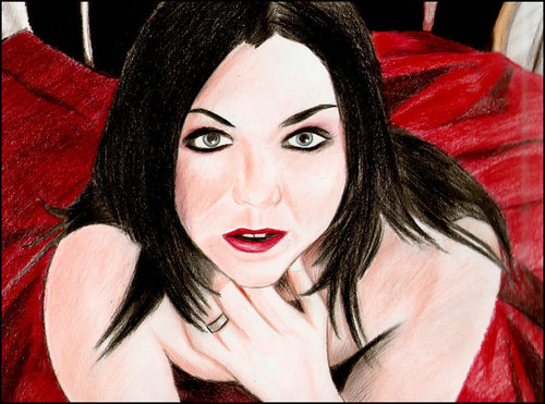 Amy Lee by adamjondicky