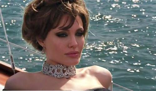 Angelina Jolie - Stills from 'The Tourist'
