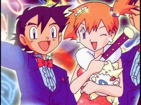 Ash & Misty