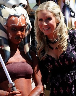 Ashley and Ahsoka