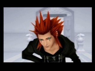 Axel lost to Sora... - axel Screencap