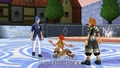 Lea lost to Ventus! - axel screencap