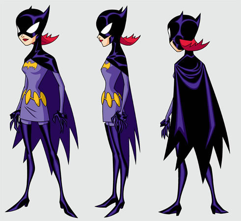 Batgirl - the-batman Photo