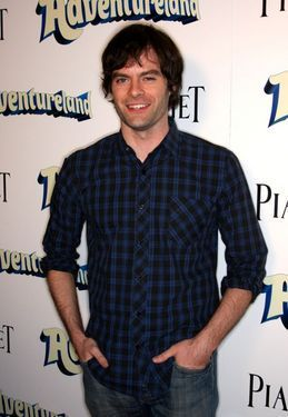Bill Hader achtergrond possibly containing a workwear, a well dressed person, and a leisure wear titled Bill Hader