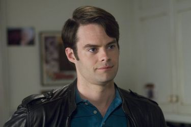 Bill Hader karatasi la kupamba ukuta containing a portrait entitled Bill Hader