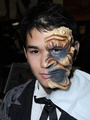 Booboo Stewart at Knott's Scary Farm Halloween Haunt (13.10.10) - twilight-series photo