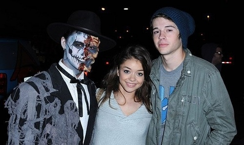 Booboo Stewart at Knott's Scary Farm 할로윈 Haunt (13.10.10)