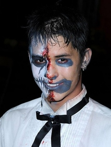 Booboo Stewart at Knott's Scary Farm Хэллоуин Haunt (13.10.10)