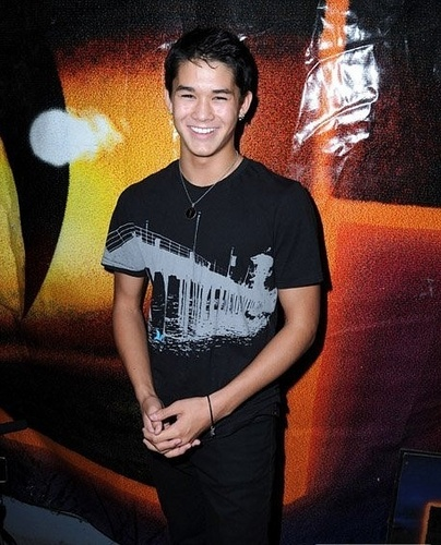 Booboo Stewart at Knott's Scary Farm হ্যালোইন Haunt (13.10.10)