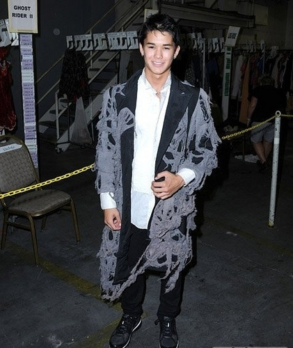 Booboo Stewart at Knott's Scary Farm 万圣节前夕 Haunt (13.10.10)