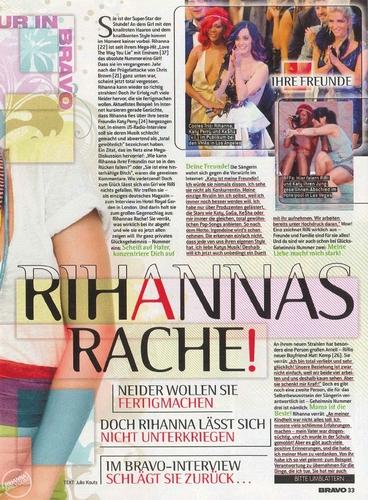 Bravo Magazine (Germany) - October 2010