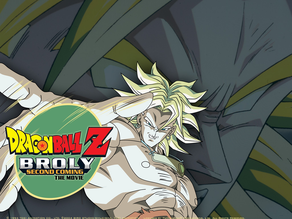 gallery for dragon ball z broly wallpaper