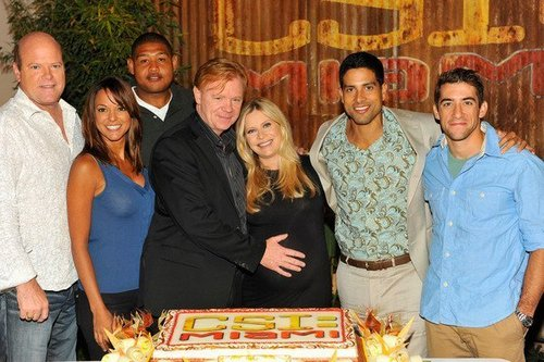 CSI: Miami Cast 2010