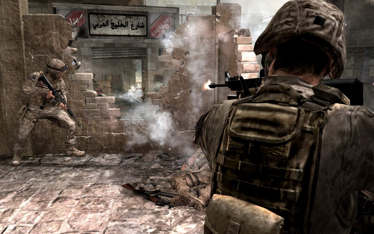 Call Of Duty 4 Images Modern Warfare HD Wallpaper And Background Photos