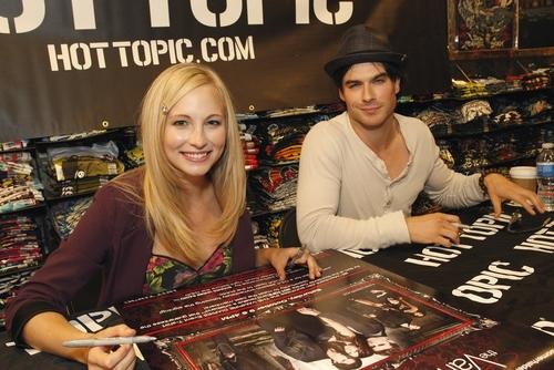 Candice&Ian