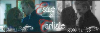 Carlisle♥Esme