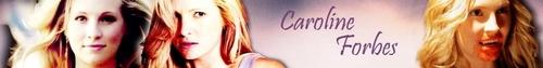 Caroline Forbes (banner II)