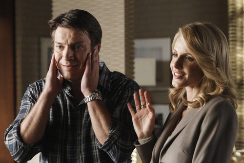 istana, castle - Episode 3.05 - Anatomy of a Murder - Promotional foto-foto