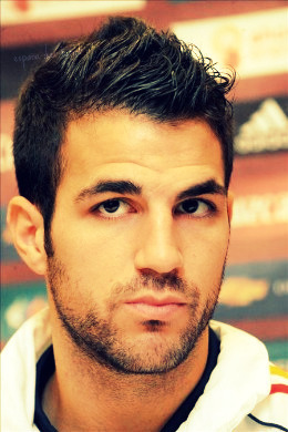 Cesc Fabregas 바탕화면 probably with a portrait entitled Cesc <3