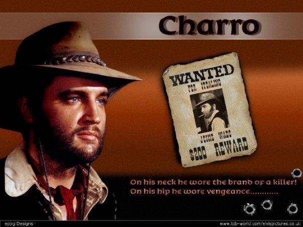 charro elvis presleys movies photo 16256080 fanpop