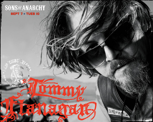 Sons Of Anarchy wallpaper probably with sunglasses and a portrait entitled Chibs Telford