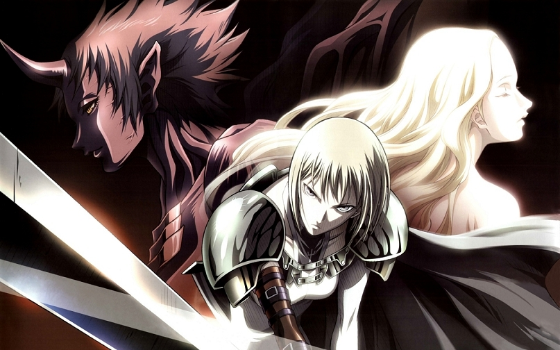 Clare claymore wallpaper