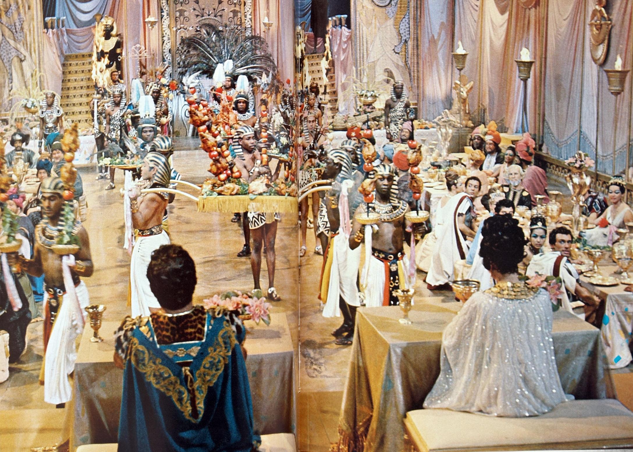 Cleopatra 1963 Elizabeth Taylor Cleopatra 1963 - Eliza...