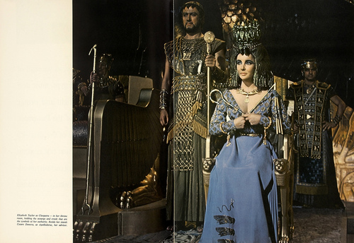 H D Picture Of Queen Cleopatra: Elizabeth Taylor Images Cleopatra 1963 HD Wallpaper And