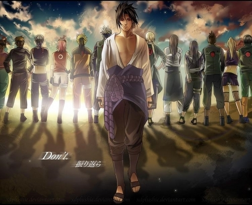 Come Back Sasuke - naruto-shippuuden-sasuke-lovers Photo