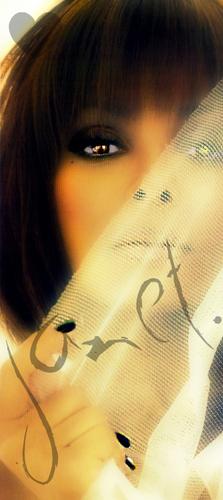 Janet Jackson wallpaper entitled Damita.