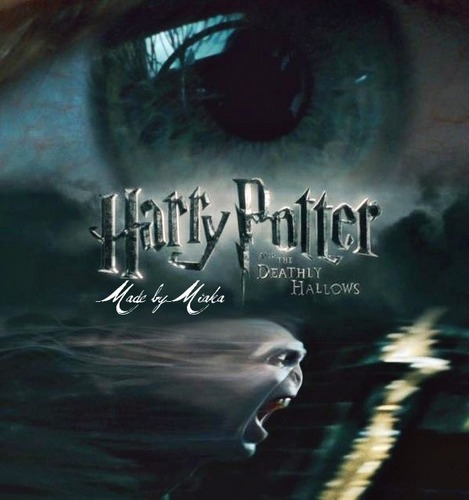 Harry Potter and the Deathly Hallows : Fanmade Promo Poster