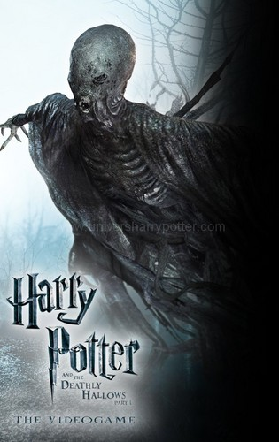 Dementor from Deathly Hallows VG