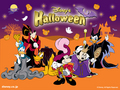Disney Halloween - classic-disney wallpaper