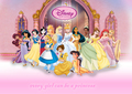 Disney Princess - disney-princess fan art