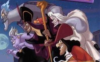 डिज़्नी Villains