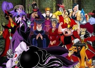 迪士尼 Villains