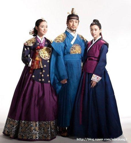Dong Yi,King Sukjong,Hee bin