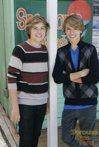 Dylan and Cole Pics On Pair Of Twins!!