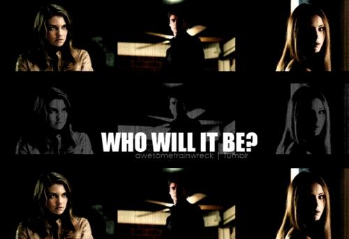 Elena/Damon/Rose