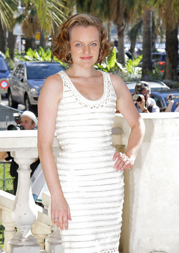 Elisabeth Moss - Mad Men Stars at MIPCOM