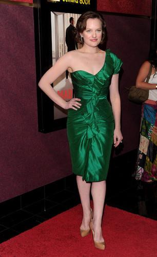 """Elisabeth Moss - Premiere Of AMC's """"Mad Men"""" Season 4 - Arrivals"""
