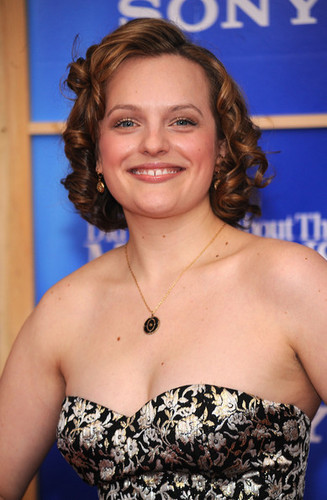 "Elisabeth Moss - Premiere Of ""Did You Hear About The Morgans?"" - Arrivals"