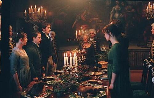 Elizabeth and Darcy