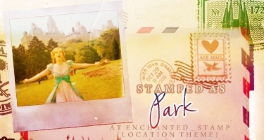 Enchanted stamps