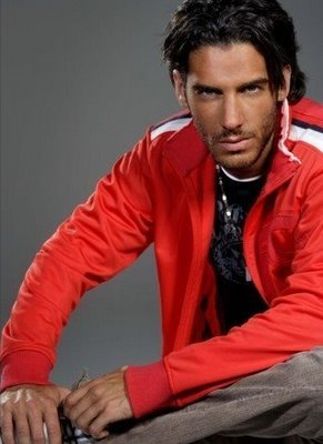 TELENOVELAS wallpaper with a leisure wear, a workwear, and a sweat suit entitled Erick Elias