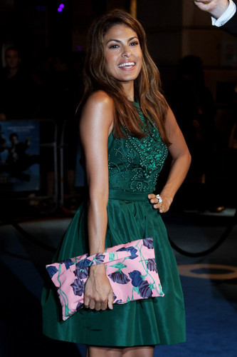 Eva Mendes - The Other Guys - UK Film Premiere - Outside Arrivals