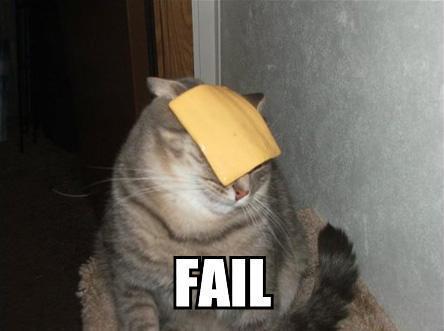 Fail..