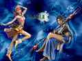 final-fantasy-xiii - Fang and Vanille wallpaper