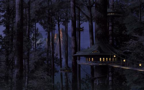 Fantasy Treehouse